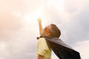 Andeka lapse omaduste hinnanguline test